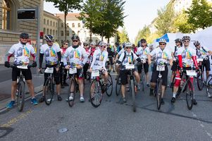 Race for life -  Lungenliga Bern